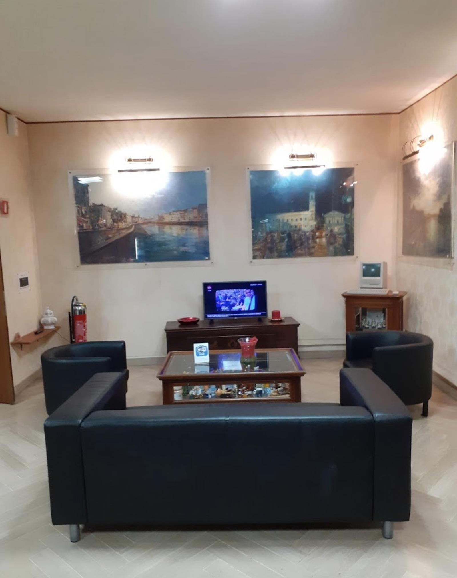 Hotel – Ospiti 1